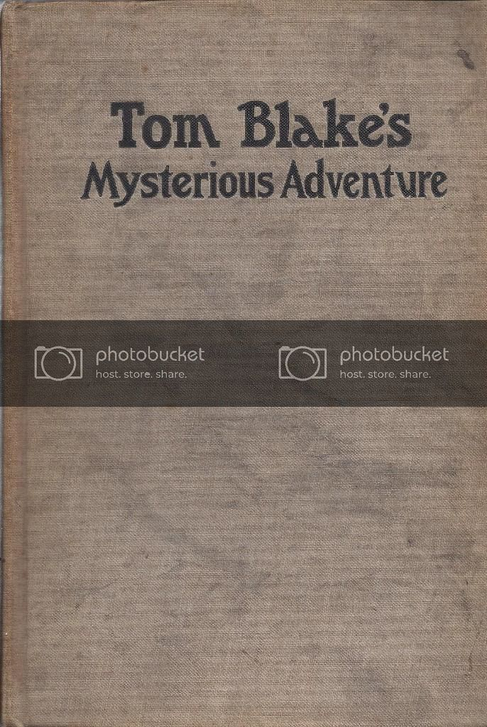 Image for Tom Blake's Mysterious Adventure