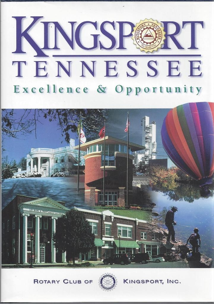 Image for Kingsport Tennessee Excellence And Opportunity