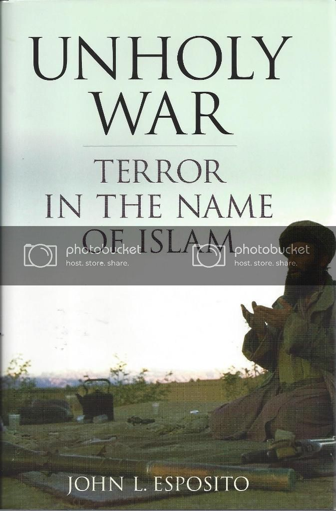 Image for Unholy War  Terror in the Name of Islam