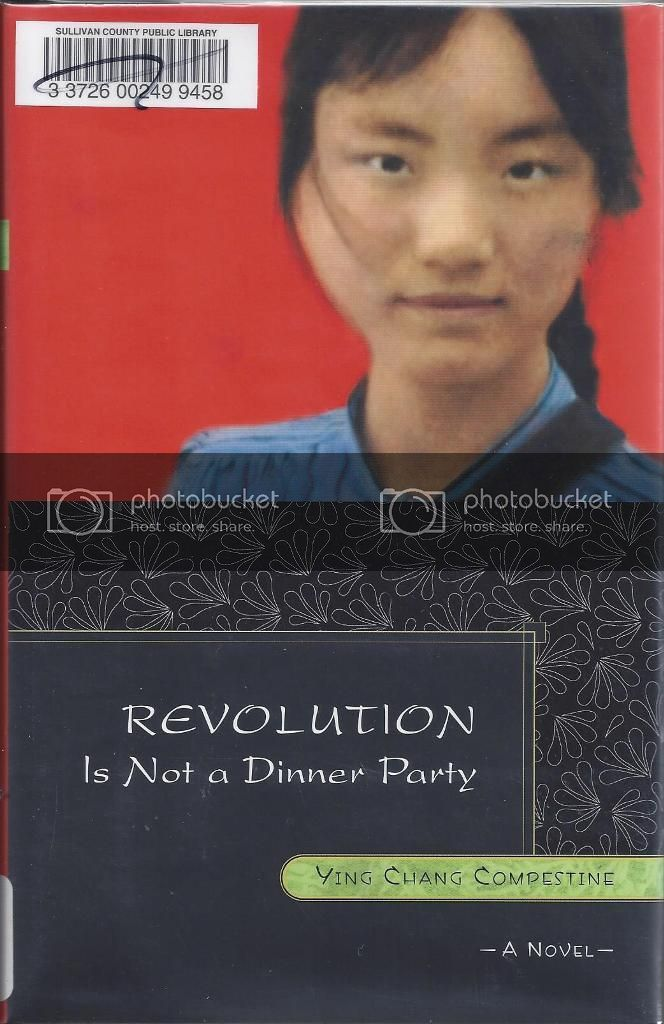 Image for Revolution Is Not a Dinner Party