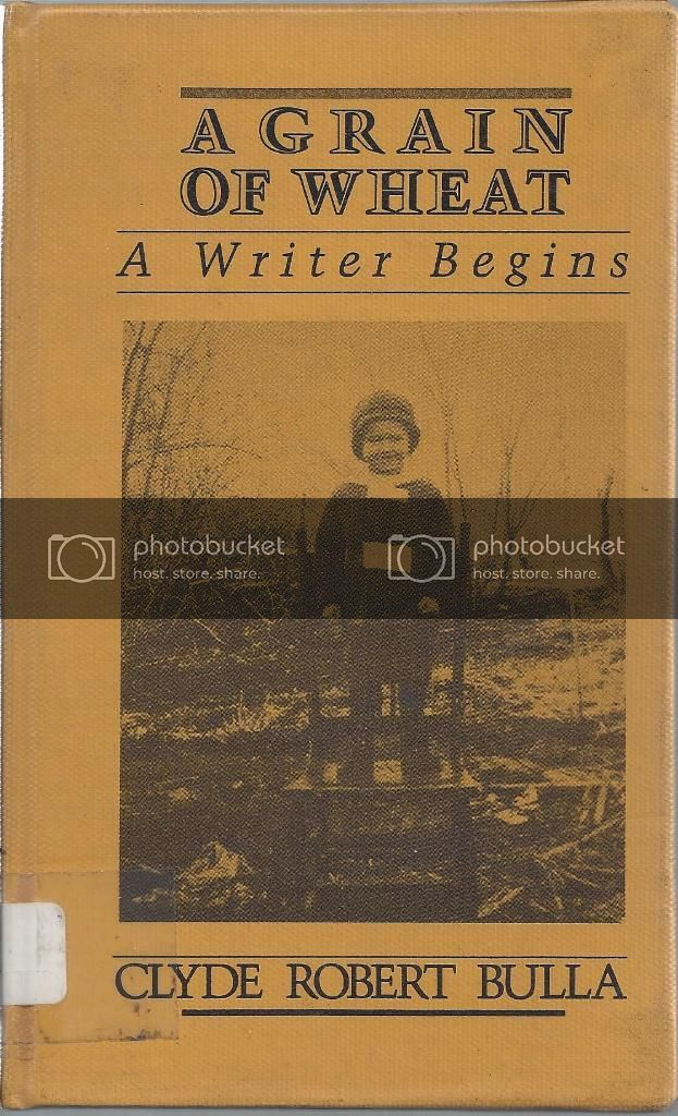 Image for A Grain of Wheat  A Writer Begins
