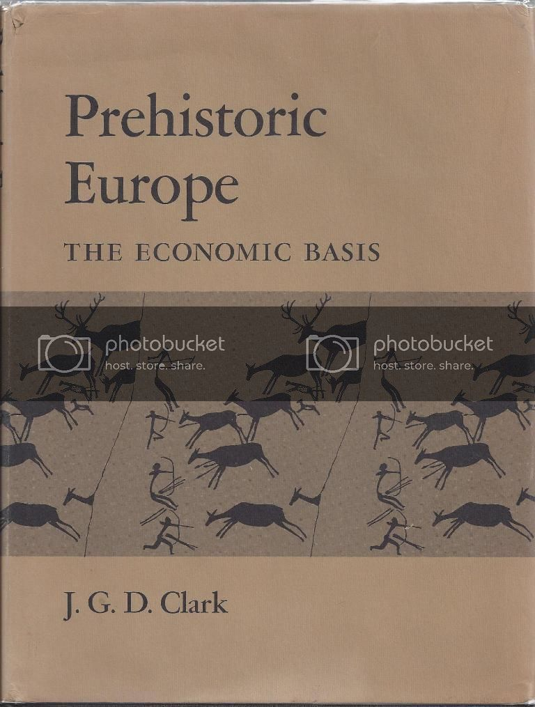 Image for Prehistoric Europe The Economic Basis
