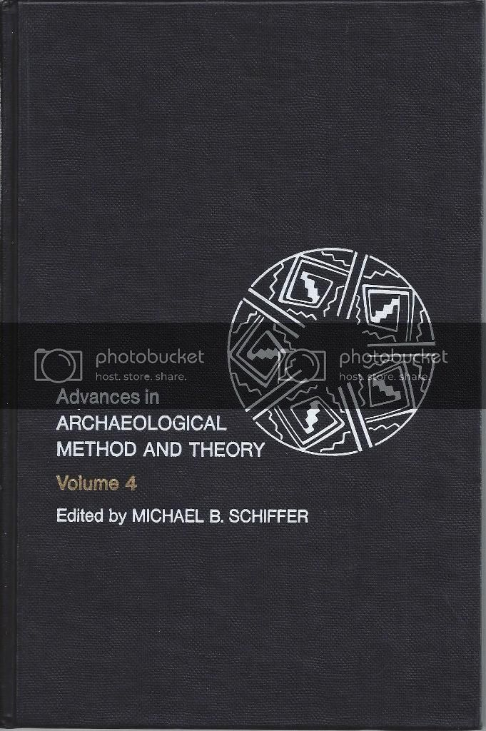 Image for Advances In Archaeological Method And Theory, Vol. 4