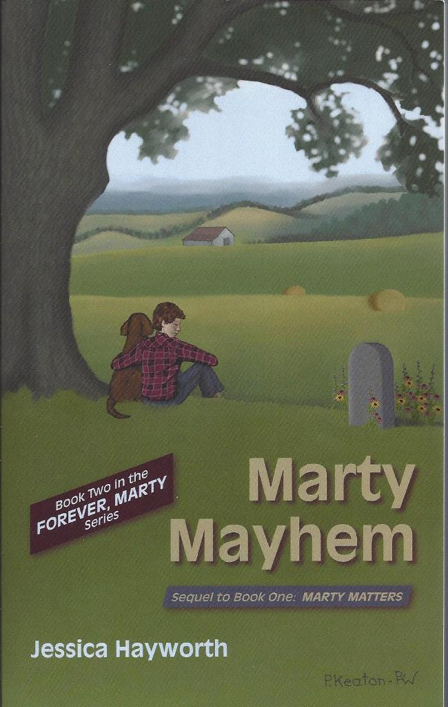 Image for Marty Mayhem Book Two in the Forever, Marty Series