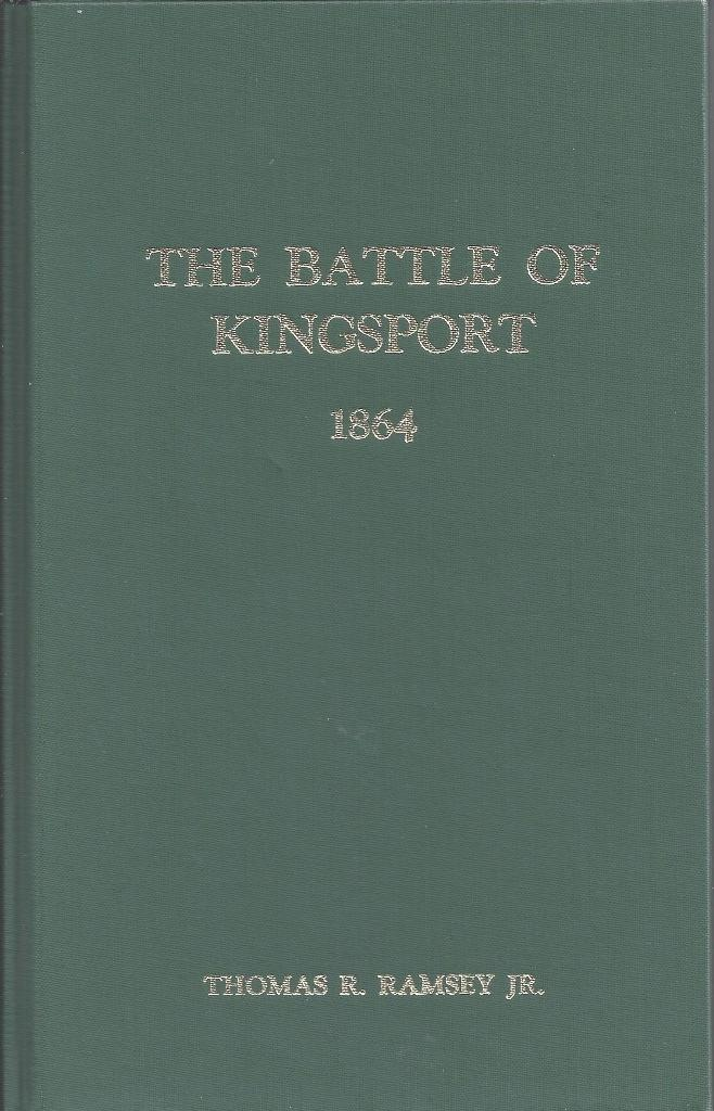 Image for The Battle of Kingsport 1864 RARE!
