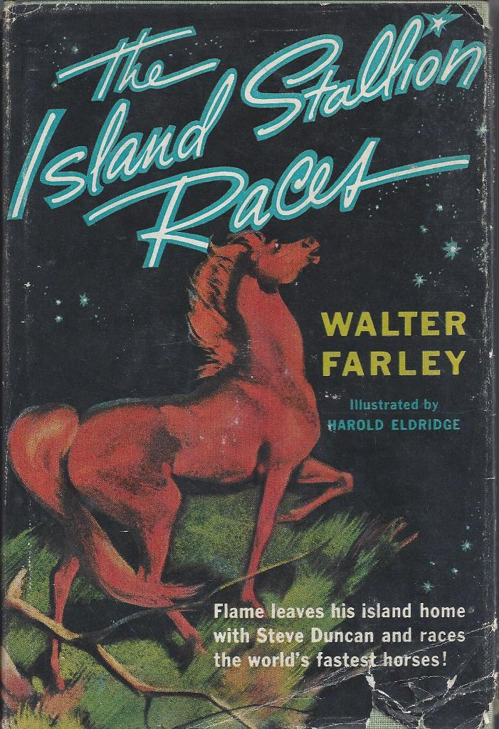 Image for Island Stallion Races 1St Edition