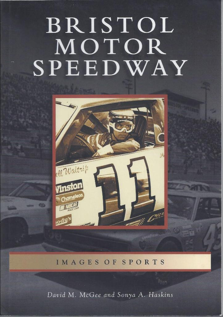 Image for Bristol Motor Speedway (Images of Sports)