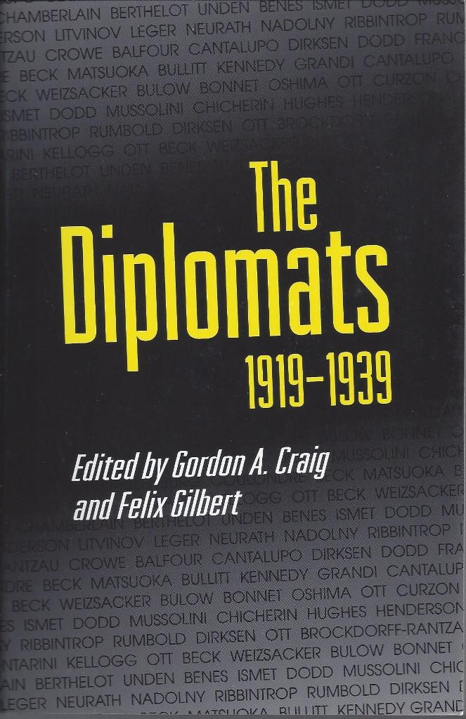 Image for The Diplomats, 1919-1939
