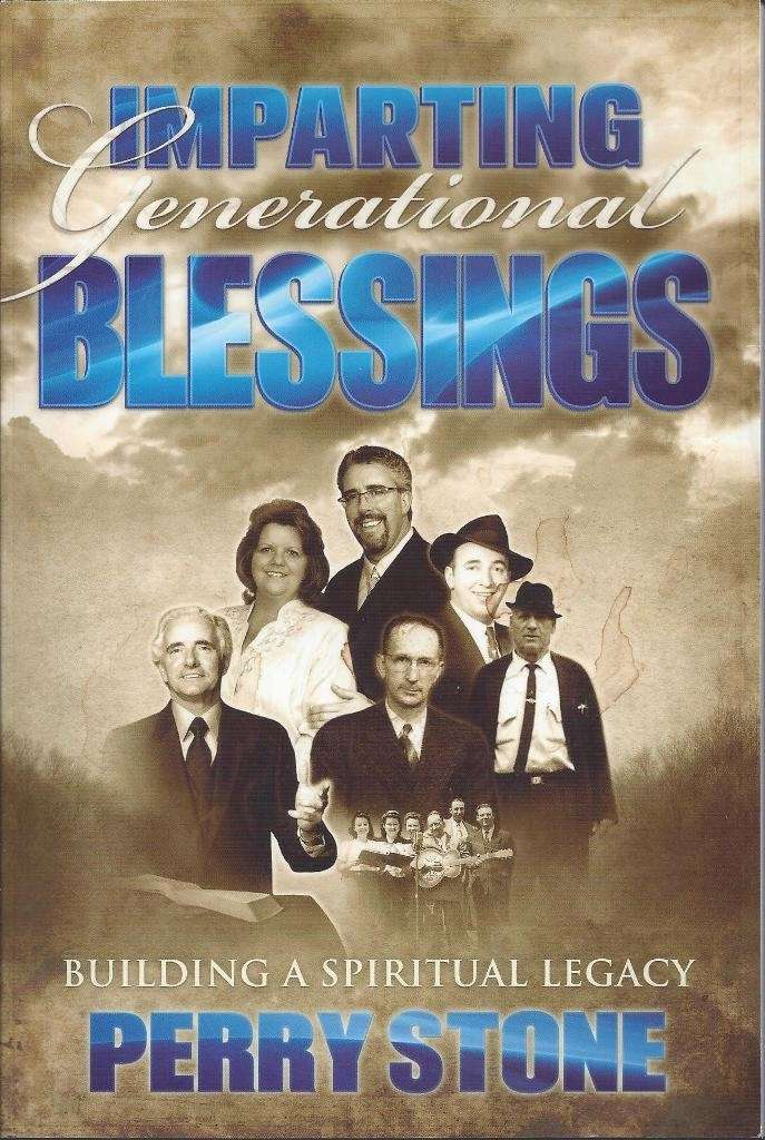 Image for Imparting Generational Blessings Building a Spiritual Legacy