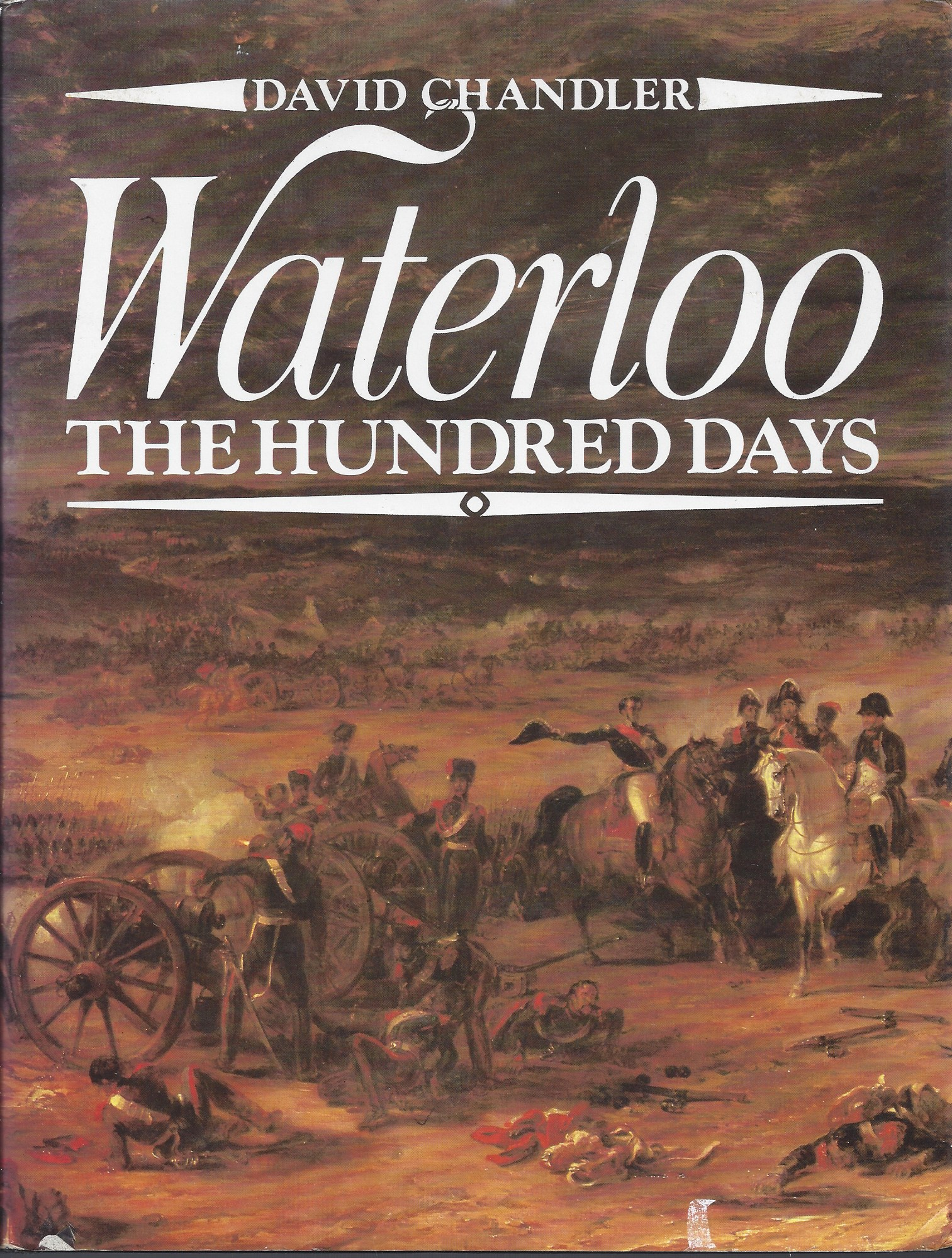 Image for Waterloo, the Hundred Days