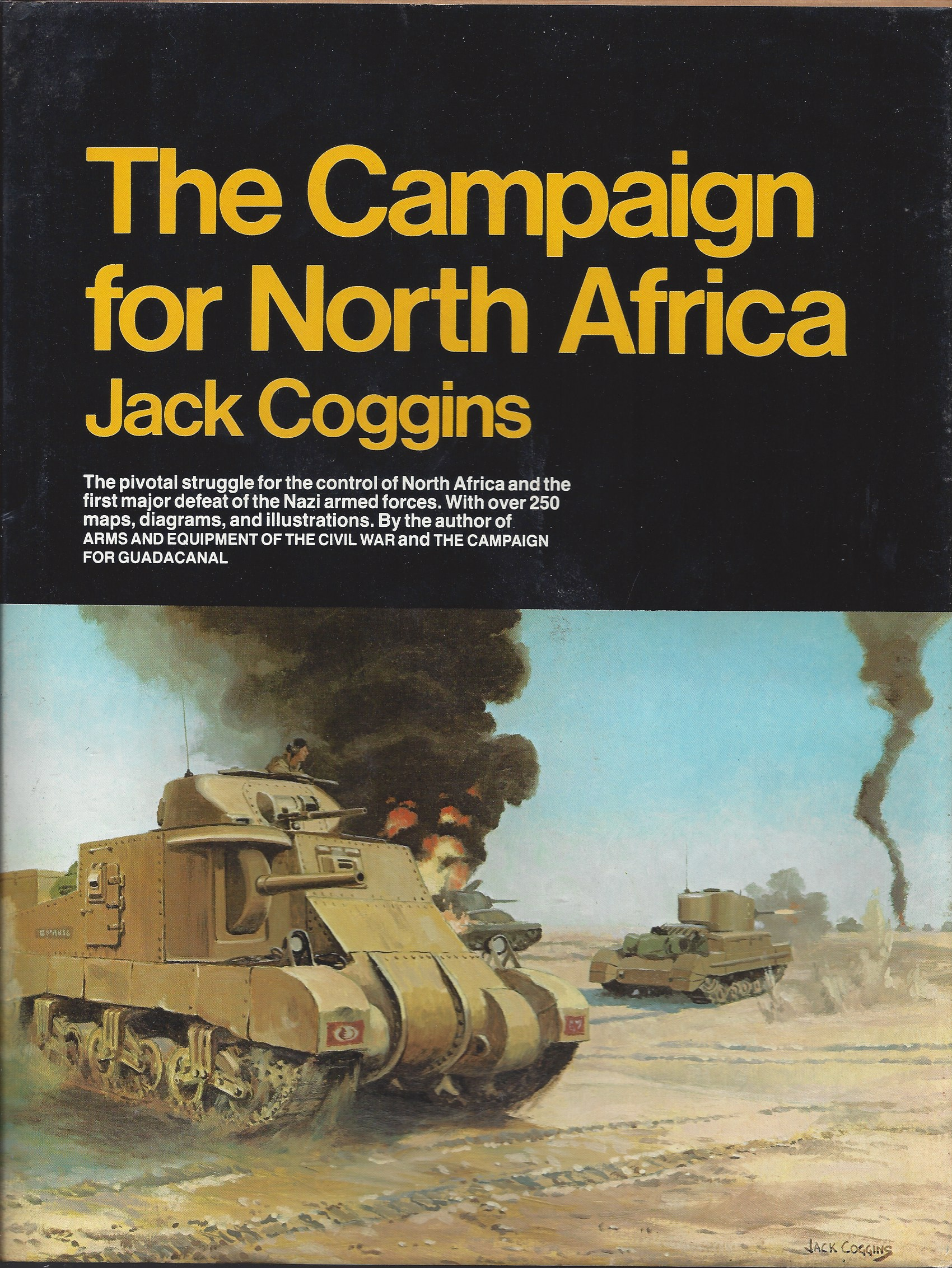 Image for The Campaign for North Africa